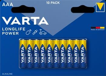 Varta High E AAA Baterie 10ks (EU Blister)