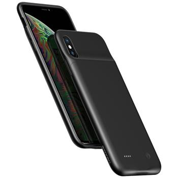 USAMS US-CD69 Power Case 4000mAh Black pro iPhone XS Max (EU Blister)