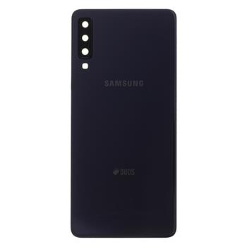 Samsung A750 Galaxy A7 2018 Kryt Baterie Black (Service Pack)