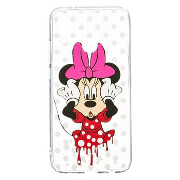 Disney Minnie 016 Back Cover Transparent pro Huawei P20 Lite