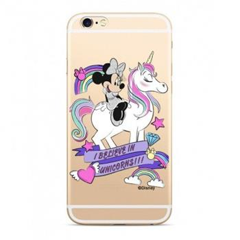 Disney Minnie 035 Back Cover Transparent pro Huawei P8/P9 Lite 2017