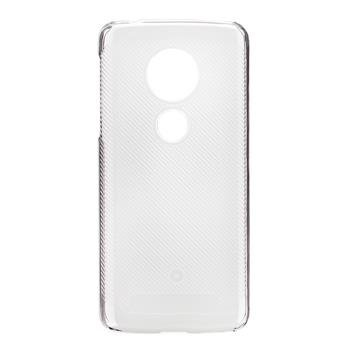 Made by Motorola Crystal Soft Pouzdro Transparent pro Motorola G6 Plus (EU Blister)