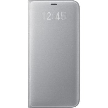 EF-NG955PSE Samsung LED View Case Silver pro G955 Galaxy S8 Plus (Pošk.Blister)