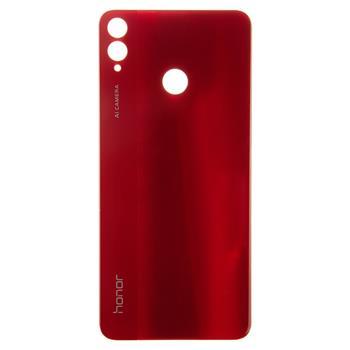 Honor 8X Kryt Baterie Red