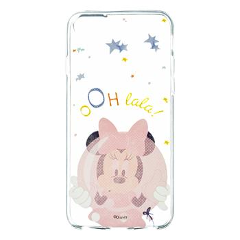 Disney Minnie 046 Back Cover Pink pro iPhone 6/7/8/SE2020