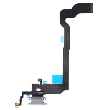 iPhone X Flex Kabel vč. Dobíjecího Konektoru White