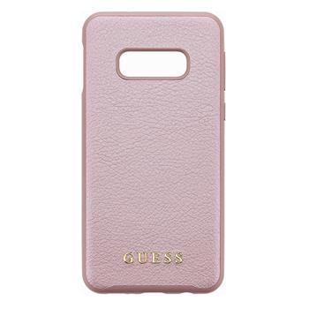 GUHCS10LIGLRG Guess Iridescent Hard Case Rose Gold for