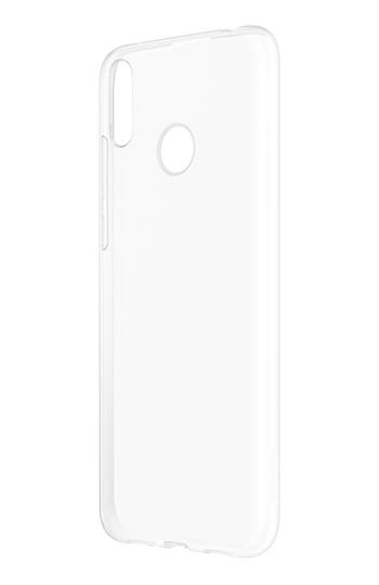 Tactical TPU Kryt Transparent pro Huawei Y6 2019 (EU Blister)