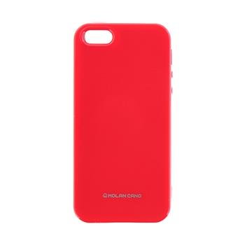 Molan Cano Jelly TPU Kryt pro Xiaomi Redmi Note 7 Hot Pink