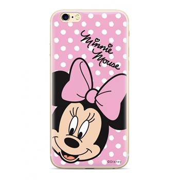 Disney Minnie 008 Back Cover pro Huawei P Smart Pink