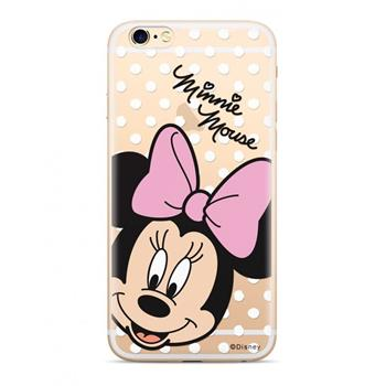 Disney Minnie 008 Back Cover pro iPhone 5/5S/SE Transparent