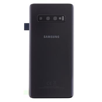 Samsung G973 Galaxy S10 Kryt Baterie Black (Service Pack)