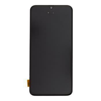 LCD display + Dotyk Samsung A405 Galaxy A40 Black (Service Pack)