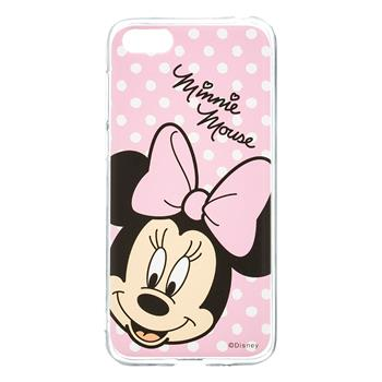 Disney Minnie 008 Back Cover pro Huawei Y6 2019 Pink