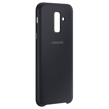 EF-PA605CBE Samsung Dual Layer Cover Black pro Galaxy A6 Plus 2018 (Pošk. Blister)