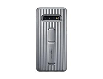 EF-RG975CSE Samsung Standing Cover Silver pro G975 Galaxy S10 Plus (EU Blister)