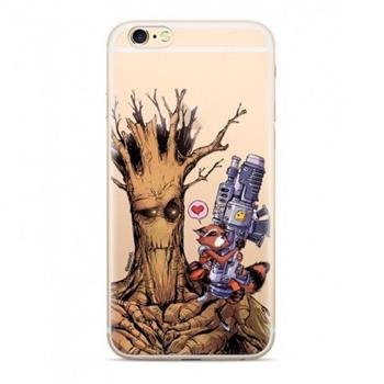 Guardians of The Galaxy 001 TPU Kryt pro Huawei Y6 2019 Transparent