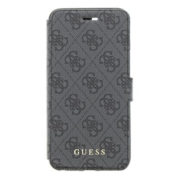 GUFLBKI8L4GG Guess Charms Book Case 4G Grey pro iPhone 7/8 Plus
