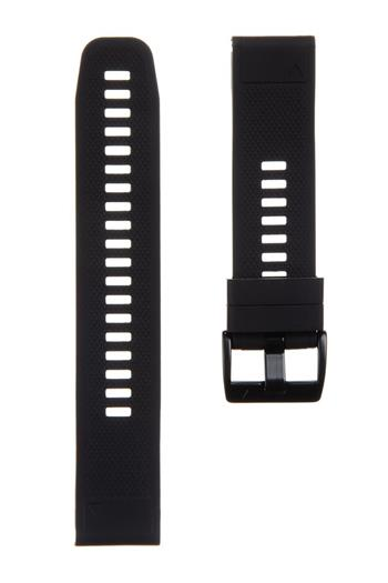 Tactical 426 Silikonový Řemínek pro Garmin Fenix 5/6 QuickFit 22mm Black
