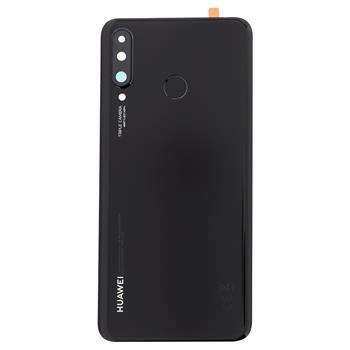 Huawei P30 Lite Kryt Baterie Midnight Black (Service Pack)