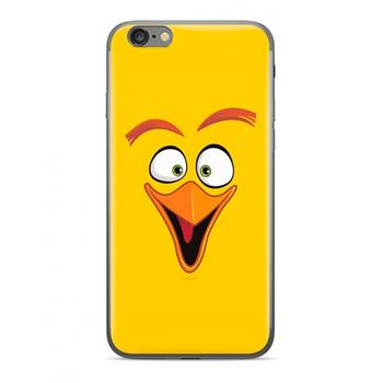 Angry Birds Zadní Kryt 012 pro iPhone XR Yellow
