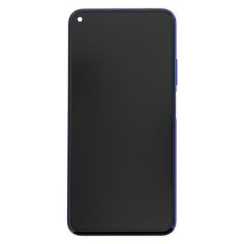 Honor 20 LCD Display + Dotyková Deska + Přední Kryt Blue