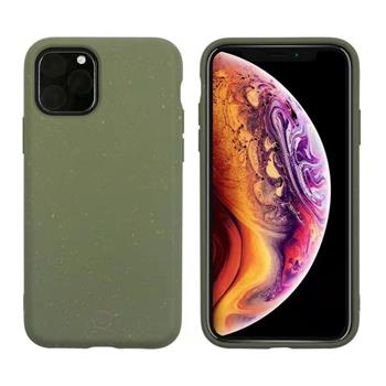 Muvit For Change Bambootek ECO Kryt pro Apple iPhone 11 Pro Moss (ECO Blister)