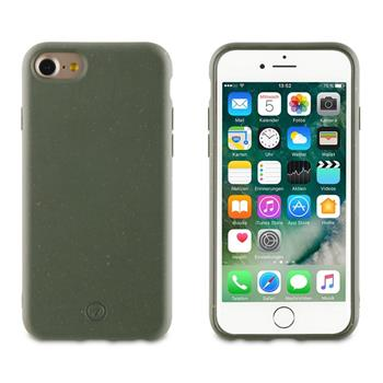Muvit For Change Bambootek ECO Kryt pro Apple iPhone 6/6s/7/8/SE2020 Moss (ECO Blister)