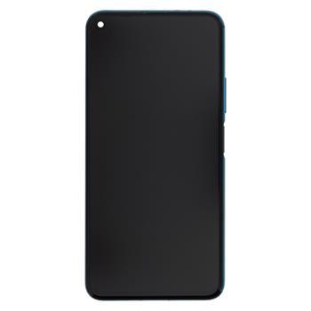 Honor 20 Pro LCD Display + Dotyková Deska + Přední Kryt Green (Service Pack)