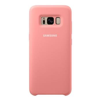 EF-PG955TPE Samsung Silicone Cover Pink pro G955 Galaxy S8 Plus (Pošk Blister)