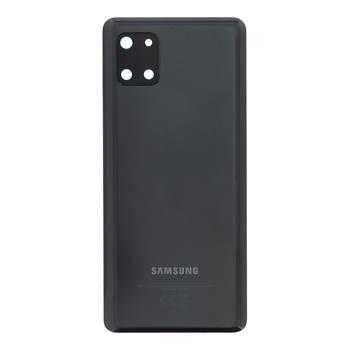 Samsung N770 Galaxy Note 10 Lite Kryt Baterie Aura Black (Service Pack)