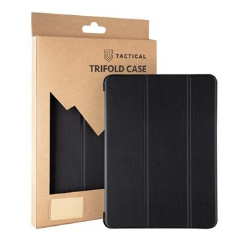 Tactical Book Tri Fold Pouzdro pro iPad 10.2. 2020 / 10.2 2019 Black