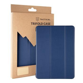 Tactical Book Tri Fold Pouzdro pro iPad 10.2 2019/2020/2021 Blue