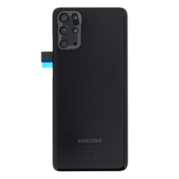 Samsung G986 Galaxy S20+ Kryt Baterie Cosmic Black (Service Pack)