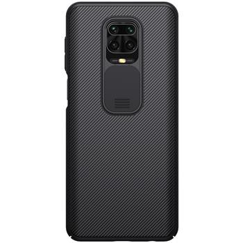 Nillkin CamShield Zadní Kryt pro Xiaomi Redmi Note 9 PRO/PRO MAX/9S Black