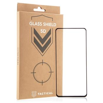Tactical Glass Shield 5D sklo pro Xiaomi Redmi Note 9 Pro/9S/9 Pro Max Black