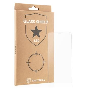 Tactical Glass Shield 2.5D sklo pro Apple iPhone 11 Pro/ XS/ X Clear