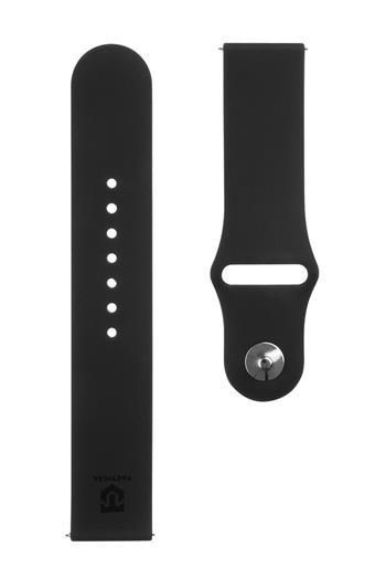 Tactical 631 Silikonový Řemínek pro Huawei Watch GT 2e/GT2 46mm Black