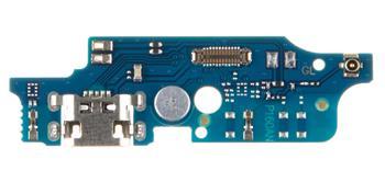Motorola E6 Plus Deska vč. Dobíjecího Konektoru