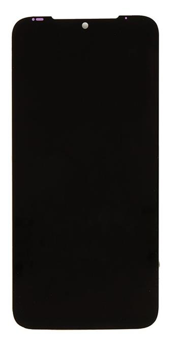 Motorola G8 Plus LCD Display + Dotyková Deska Black