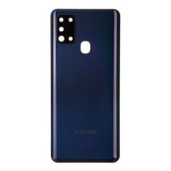 Samsung A217F Galaxy A21s Kryt Baterie Black (Service Pack)
