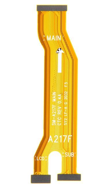 Samsung A217F Galaxy A21s Hlavní Flex Kabel (Service Pack)