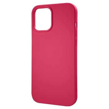 Tactical Velvet Smoothie Kryt pro Apple iPhone 12/12 Pro Sangria