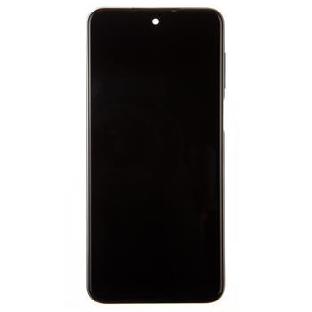 LCD Display + Dotyková Deska + Přední Kryt pro Xiaomi Redmi Note 9S Tarnish (Service Pack)