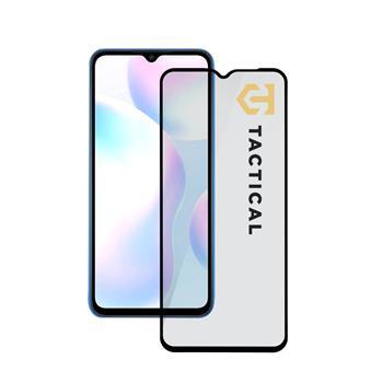Tactical Glass Shield 5D sklo pro Xiaomi Redmi 9A/9AT/9C Black