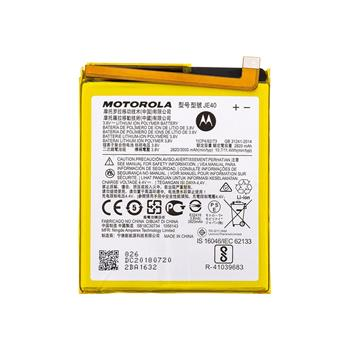 JE40 Motorola Baterie 3000mAh Li-Ion (Service Pack)
