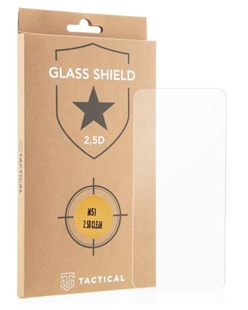 Tactical Glass Shield 2.5D sklo pro Samsung Galaxy M51 Clear