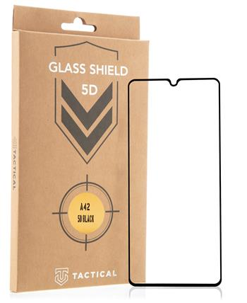 Tactical Glass Shield 5D sklo pro Samsung Galaxy A42 Black