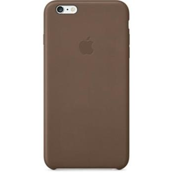 MGQR2ZM/A Apple Leather Cover Brown pro iPhone 6/6S Plus