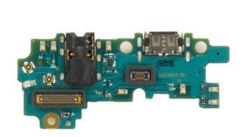 Samsung Galaxy A42 5G  Deska vč. Dobíjecího Konektoru (Service Pack)